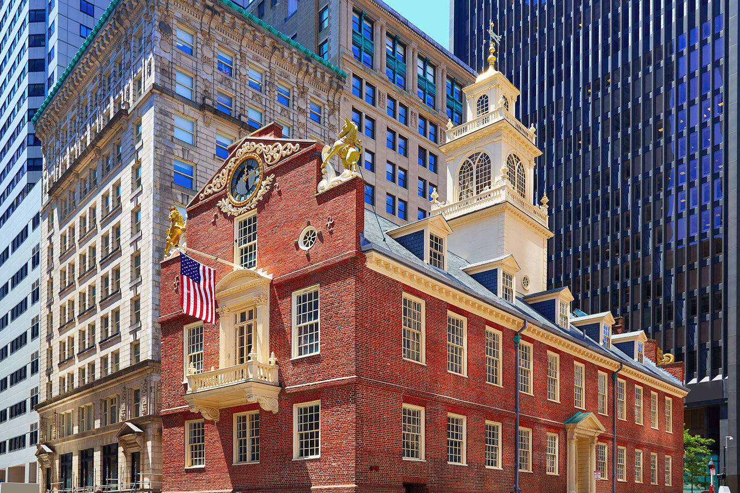 Old State House, Boston on Drago + Toscano LLP homepage