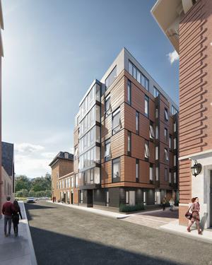 One Newcomb, Urban Core Development