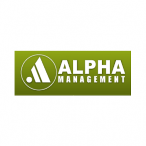 Alpha Management logo